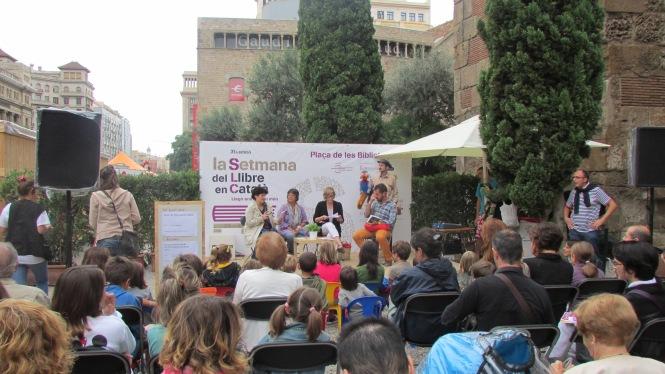 Setmana del llibre català. L'hora de les recomanacions de llibres infantils i juvenils